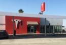 Tesla Kettleman City - lounge - exterior